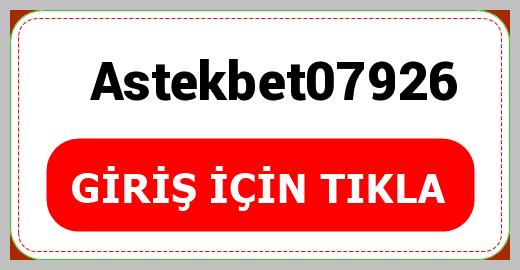 Astekbet07926