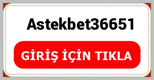 Astekbet36651
