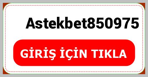 Astekbet850975