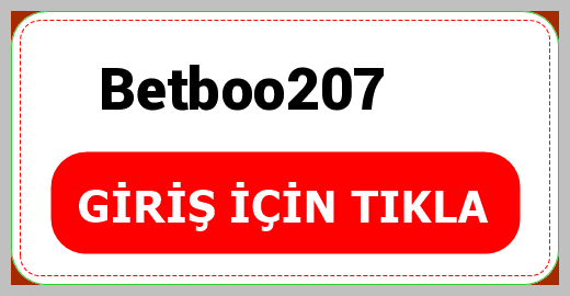 Betboo207