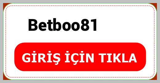 Betboo81