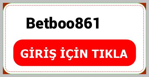 Betboo861
