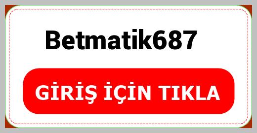 Betmatik687