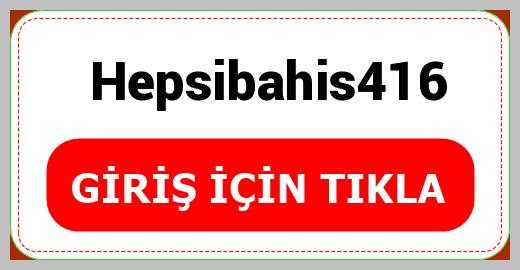 Hepsibahis416