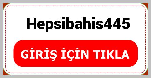 Hepsibahis445