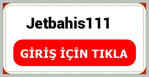 Jetbahis111