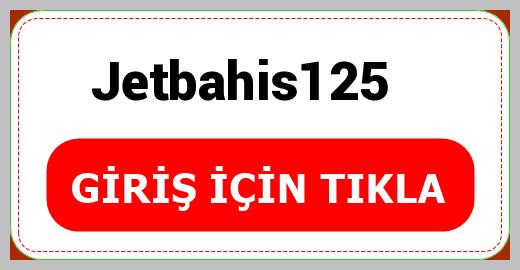 Jetbahis125