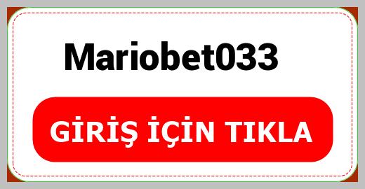 Mariobet033