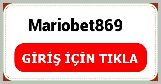 Mariobet869