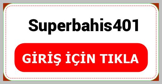 Superbahis401