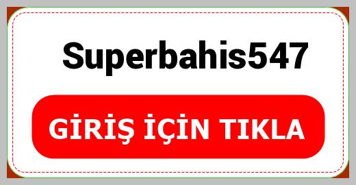 Superbahis547