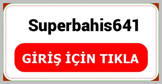 Superbahis641