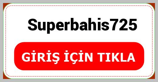 Superbahis725