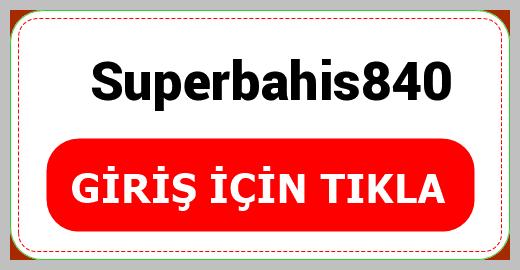 Superbahis840
