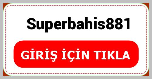 Superbahis881