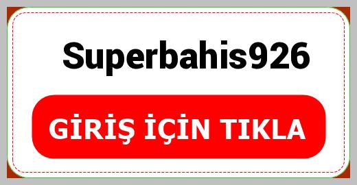 Superbahis926
