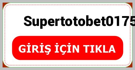 Supertotobet0175