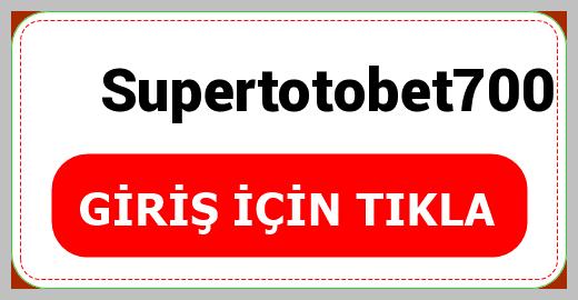 Supertotobet700