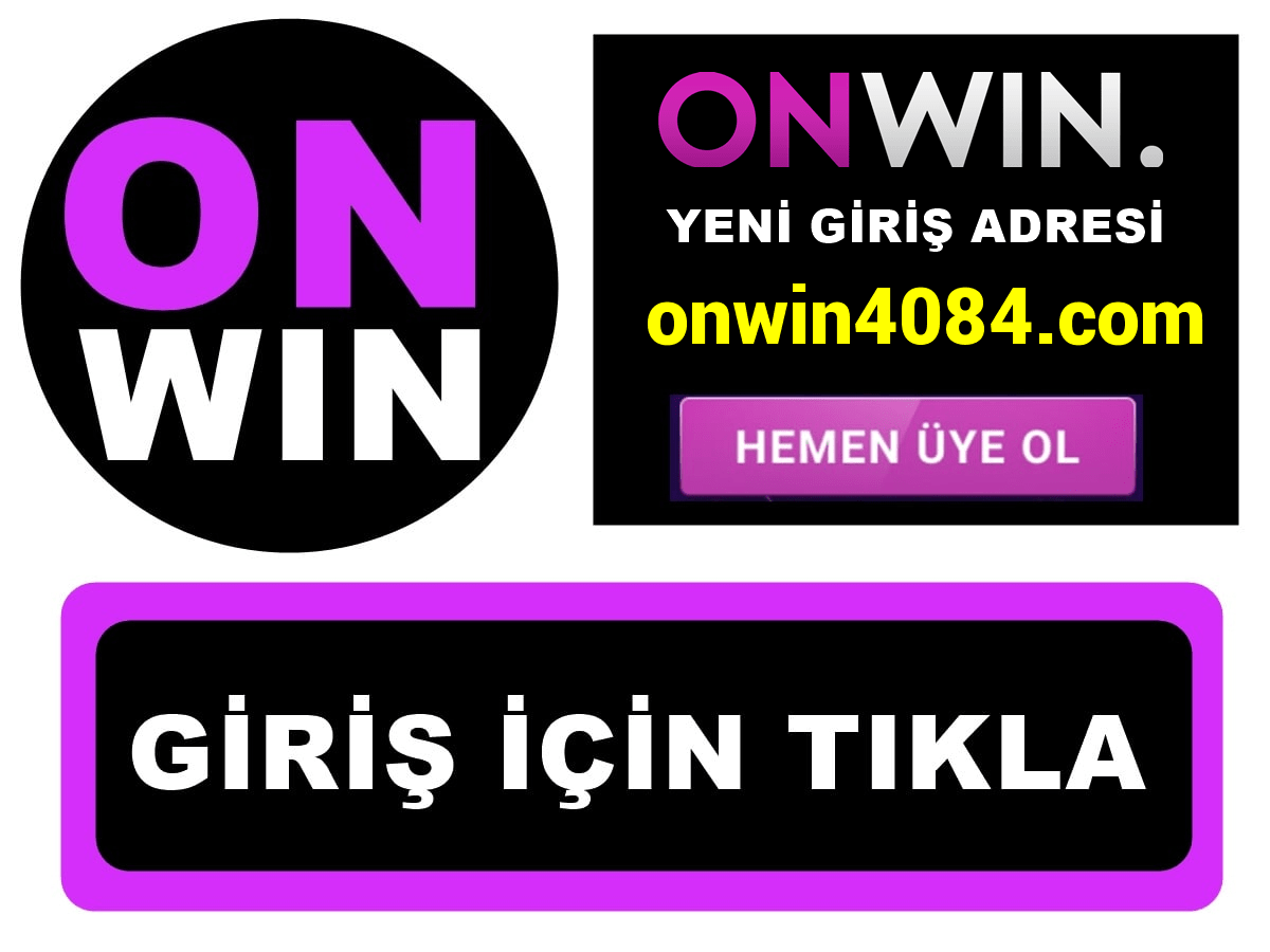 Onwin4084 Onwin 4084 giriş