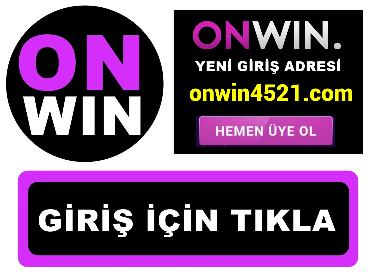 Onwin4521 Onwin 4521 giriş