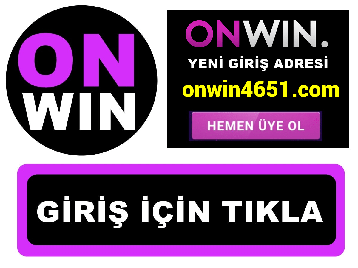 Onwin4651 Onwin 4651 giriş