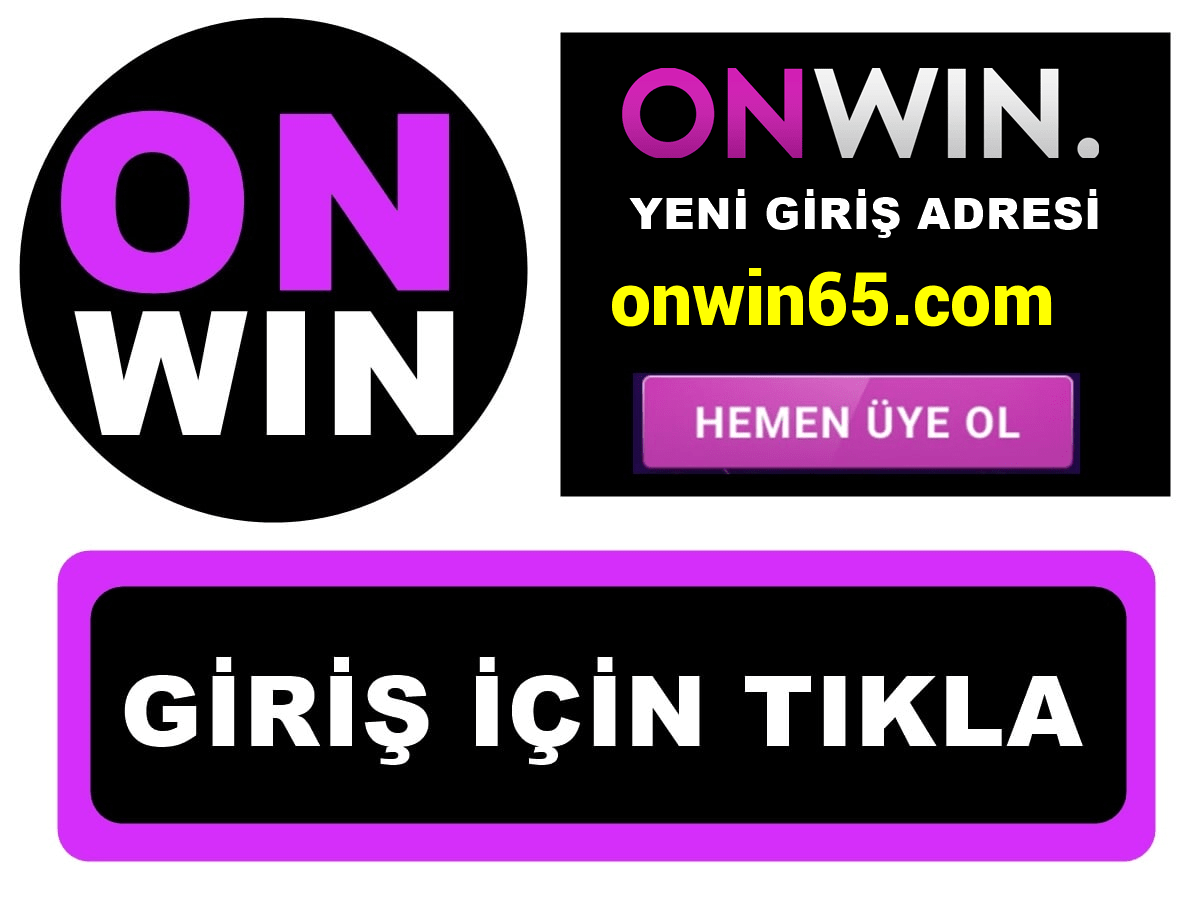 Onwin65 Onwin 65 giriş