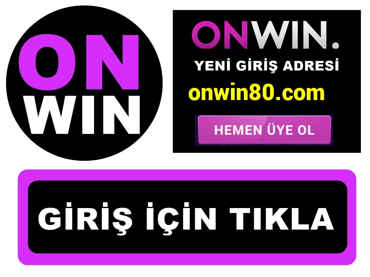Onwin80 Onwin 80 giriş