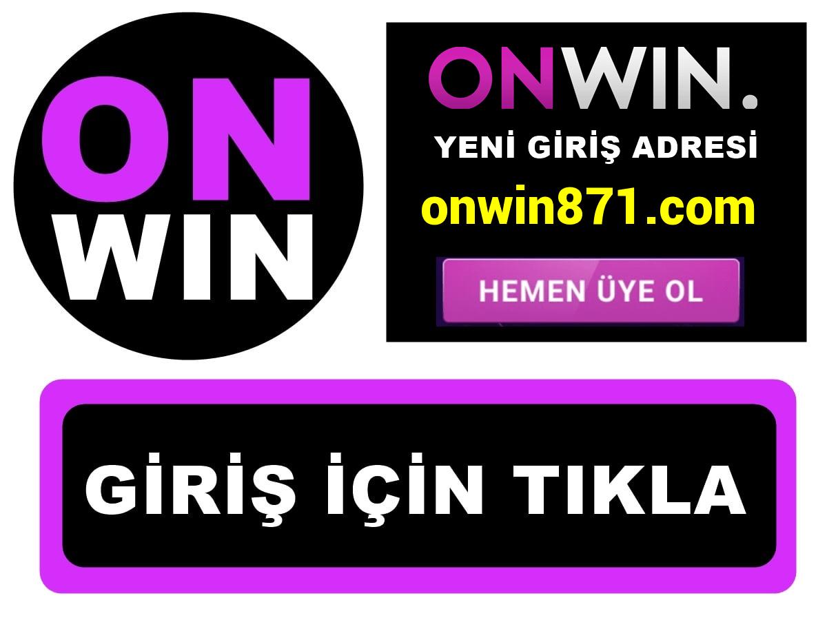Onwin871 Onwin 871 giriş